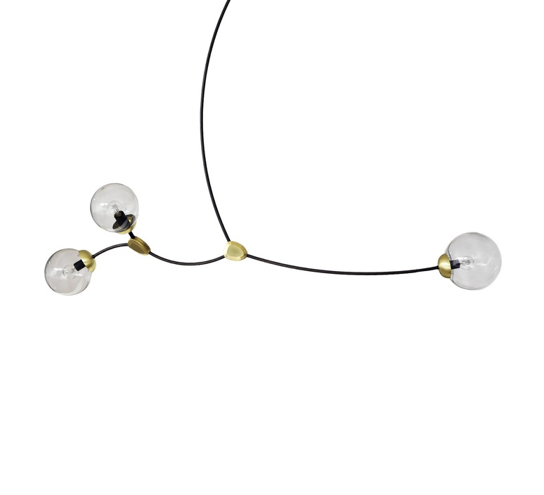 Ivy horizontal 3 chris et clare turner lustre chandelier  cto lighting cto 01 096 0201  design signed 56217 product