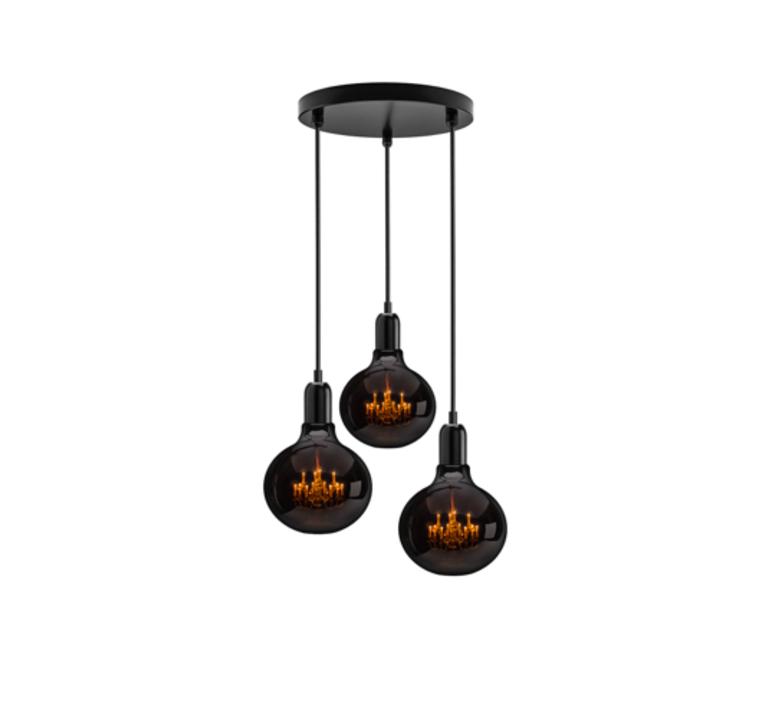 King edison trio brendan young vanessa battaglia lustre chandelier  mineheart lig067ghost  design signed 46473 product