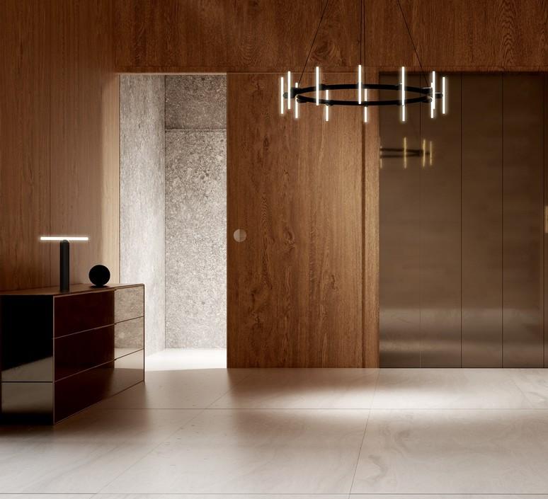 Lustre rond samuel wilkinson lustre chandelier  base lustre rond  design signed nedgis 83752 product