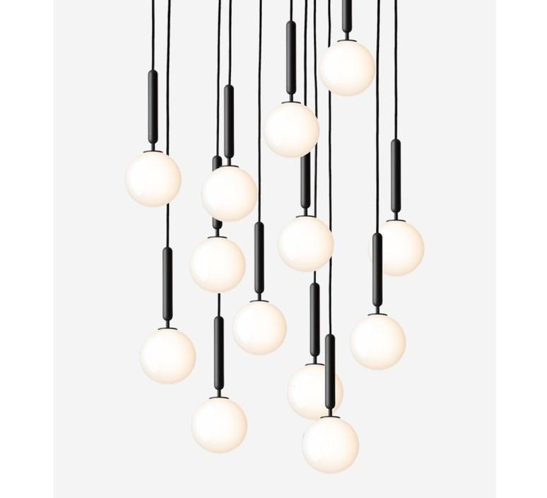 Miira 13 sofie refer lustre chandelier  nuura 03130224  design signed nedgis 89506 product
