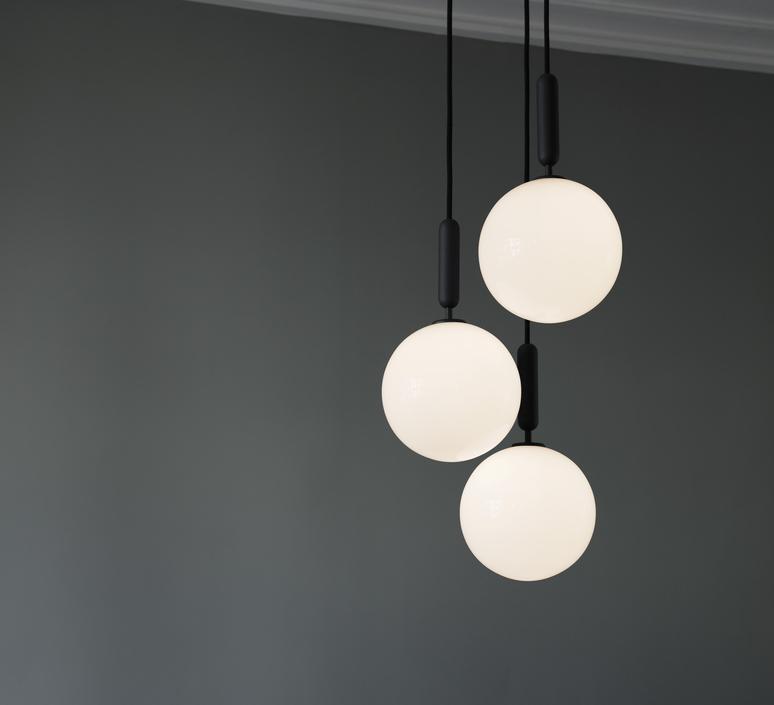 Miira 3 large sofie refer lustre chandelier  nuura 03610224  design signed nedgis 88985 product