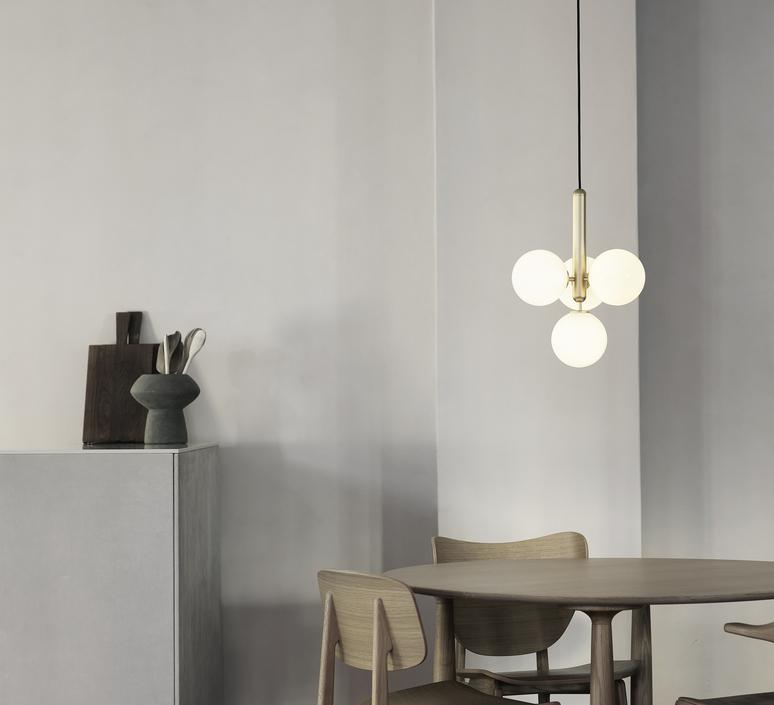 Miira 4 sofie refer lustre chandelier  nuura 03040824  design signed nedgis 89019 product