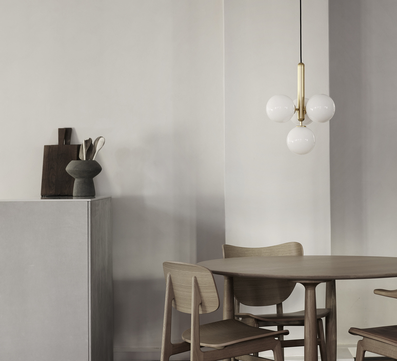 Miira 4 sofie refer lustre chandelier  nuura 03040824  design signed nedgis 89020 product