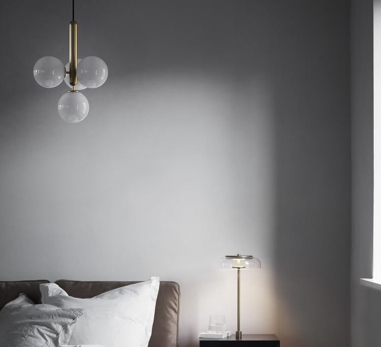Miira 4 sofie refer lustre chandelier  nuura 03040824  design signed nedgis 89021 product