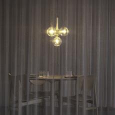 Miira 4 sofie refer lustre chandelier  nuura 03040823  design signed nedgis 89011 thumb