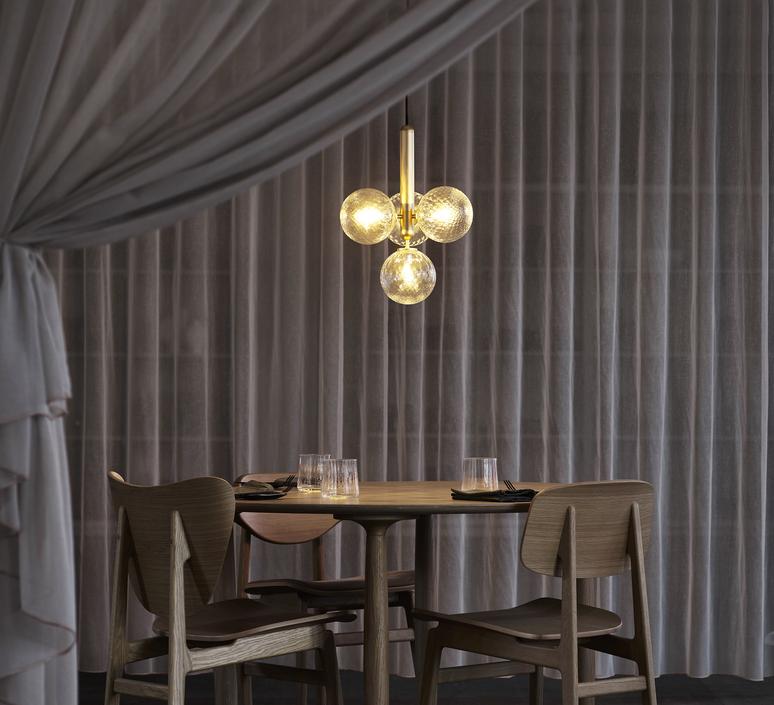 Miira 4 sofie refer lustre chandelier  nuura 03040823  design signed nedgis 89012 product
