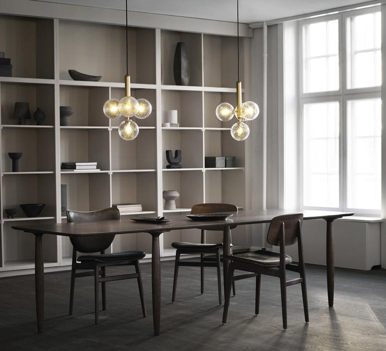 Miira 4 sofie refer lustre chandelier  nuura 03040823  design signed nedgis 89013 product