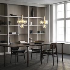 Miira 4 sofie refer lustre chandelier  nuura 03040823  design signed nedgis 89013 thumb