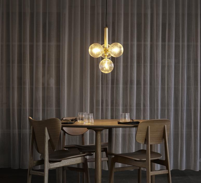 Miira 4 sofie refer lustre chandelier  nuura 03040823  design signed nedgis 89014 product