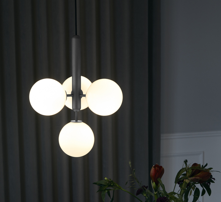 Miira 4 sofie refer lustre chandelier  nuura 03040224  design signed nedgis 88998 product