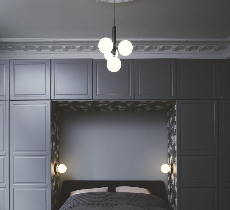 Miira 4 sofie refer lustre chandelier  nuura 03040224  design signed nedgis 89001 product