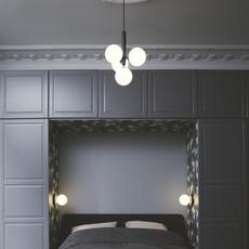 Miira 4 sofie refer lustre chandelier  nuura 03040224  design signed nedgis 89001 thumb