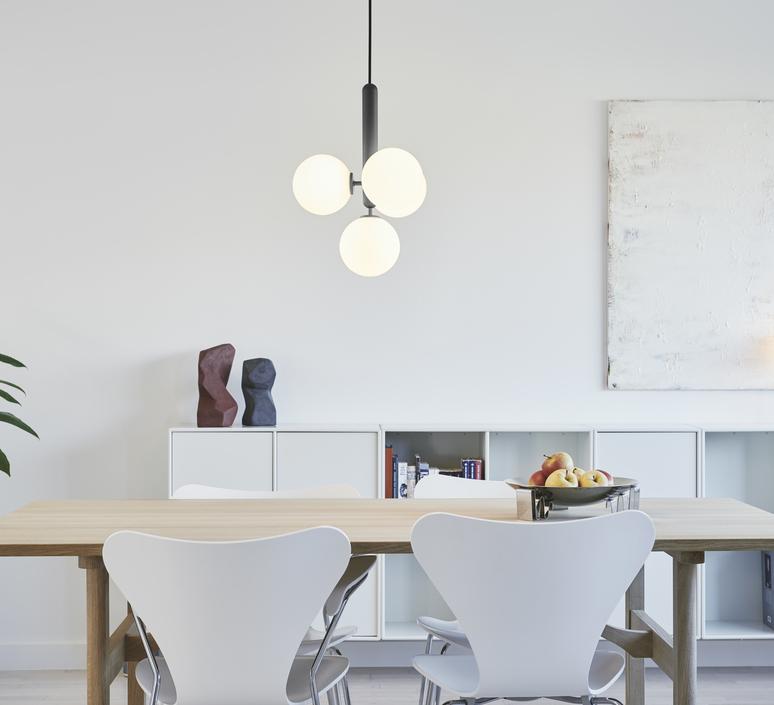 Miira 4 sofie refer lustre chandelier  nuura 03040224  design signed nedgis 89004 product