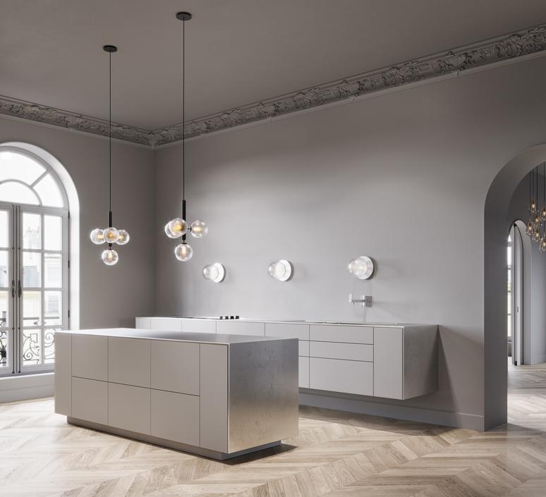 Miira 4 sofie refer lustre chandelier  nuura 03040223  design signed nedgis 88991 product
