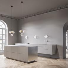 Miira 4 sofie refer lustre chandelier  nuura 03040223  design signed nedgis 88991 thumb