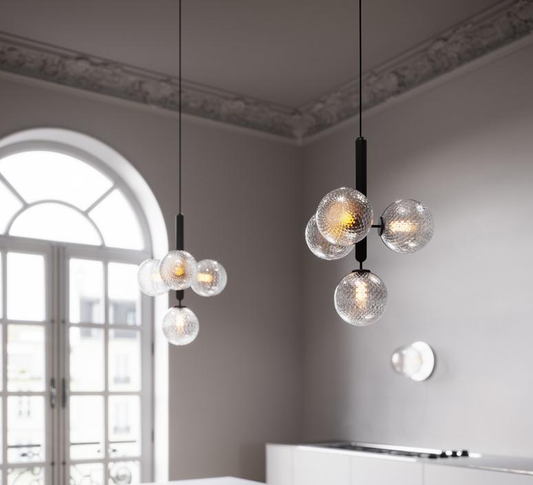 Miira 4 sofie refer lustre chandelier  nuura 03040223  design signed nedgis 88992 product