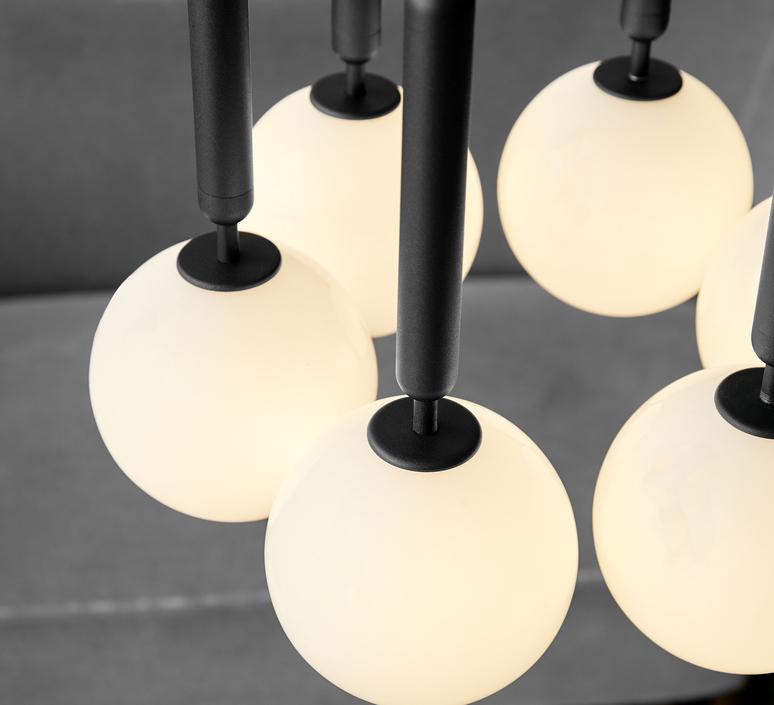 Miira 6 sofie refer lustre chandelier  nuura 03060224  design signed nedgis 89487 product