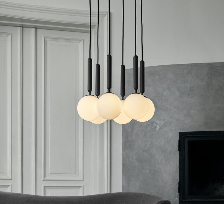 Miira 6 sofie refer lustre chandelier  nuura 03060224  design signed nedgis 89488 product