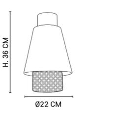 Mini singapour studio market set lustre chandelier  market set 653668 653662 653666 592635  design signed nedgis 76117 thumb