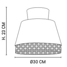 Mini singapour studio market set lustre chandelier  market set 653668 653662 653666 592635  design signed nedgis 76119 thumb