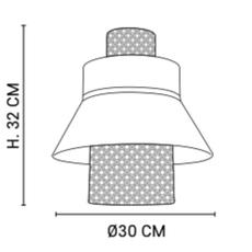Mini singapour studio market set lustre chandelier  market set 653668 653662 653666 592635  design signed nedgis 76120 thumb