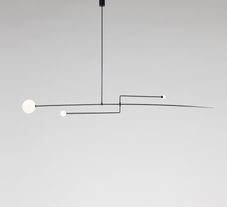 Mobile chandelier 3 michael anastassiades lustre chandelier  anastassiades ma mc3b  design signed 39651 product