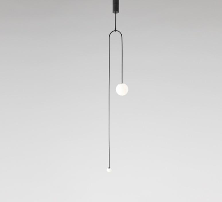 Mobile chandelier 7 michael anastassiades lustre chandelier  anastassiades ma mc7b  design signed 39654 product