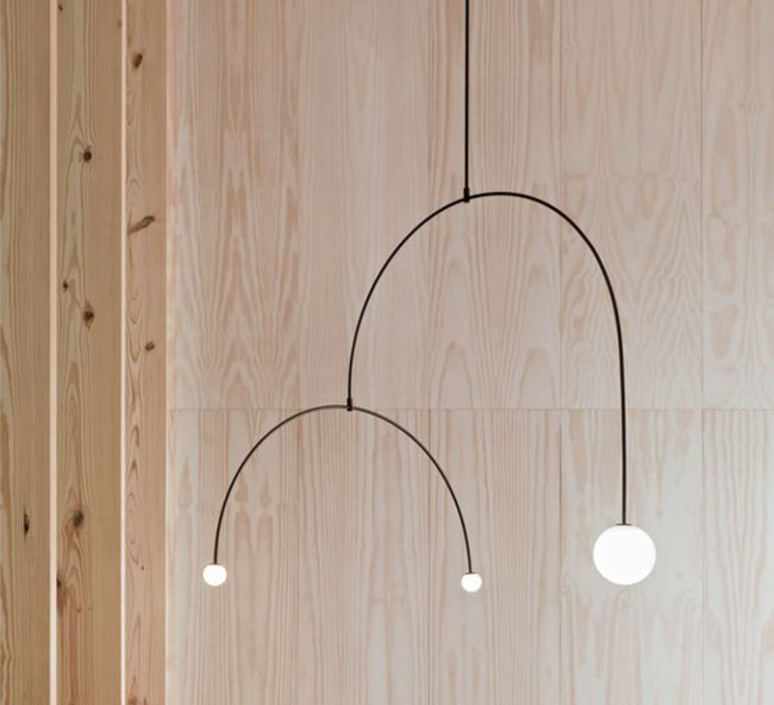 Mobile chandelier 9 michael anastassiades lustre chandelier  anastassiades ma mc9b  design signed 39658 product
