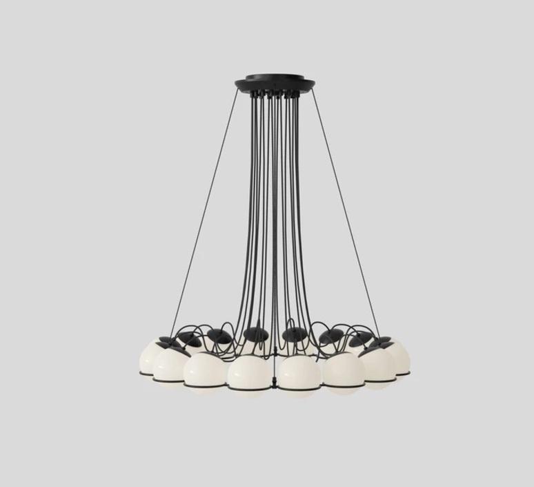 Model 2109 16 14 gino sarfatti lustre chandelier  astep t08 s31 sgb0  design signed nedgis 78873 product