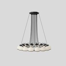 Model 2109 16 14 gino sarfatti lustre chandelier  astep t08 s31 sgb0  design signed nedgis 78873 thumb