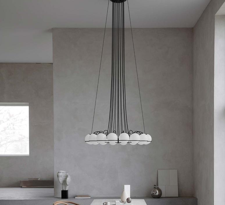 Model 2109 16 14 gino sarfatti lustre chandelier  astep t08 s31 sgb0  design signed nedgis 78875 product