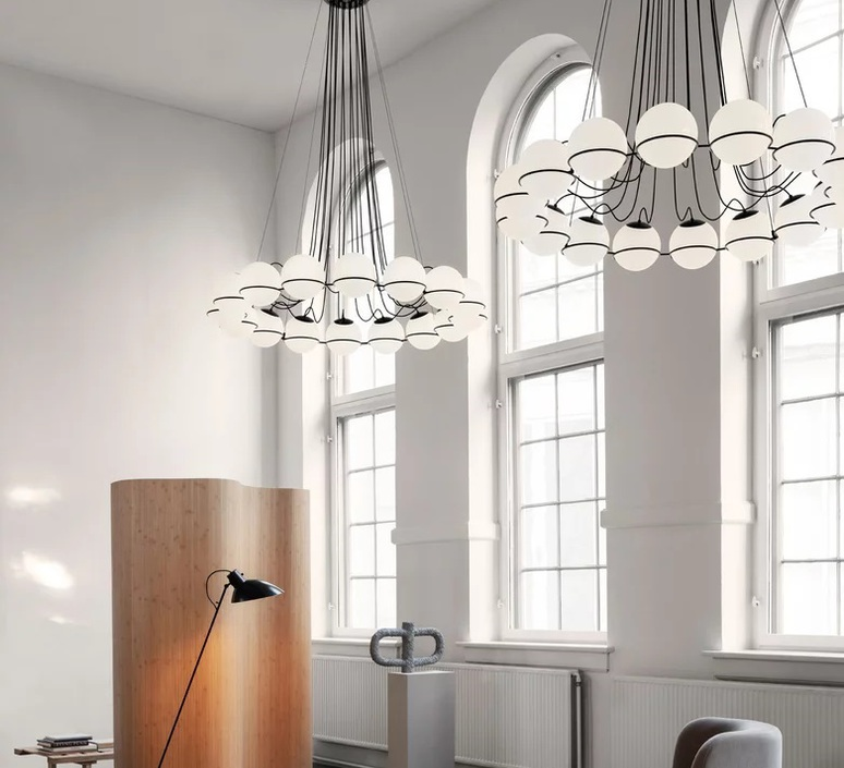 Model 2109 16 20 gino sarfatti lustre chandelier  astep t08 s21 mgb0  design signed nedgis 78882 product