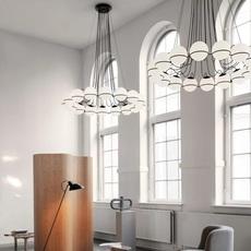 Model 2109 16 20 gino sarfatti lustre chandelier  astep t08 s21 mgb0  design signed nedgis 78882 thumb