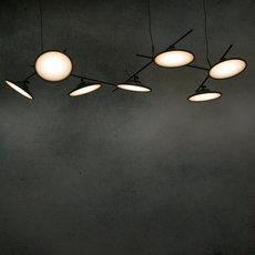 Moons ceiling light nir meiri lustre chandelier  nir meiri moons ceilinglightmattblack  design signed 56728 thumb