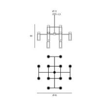 Nabila 552 10 corrado dotti suspension pendant light  tooy nabila 552 10  design signed nedgis 84573 thumb