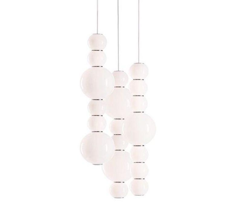 Pearls double chandelier 3  benjamin hopf lustre chandelier  formagenda pearlsdoublechandelier3351 m3adg  design signed 41823 product