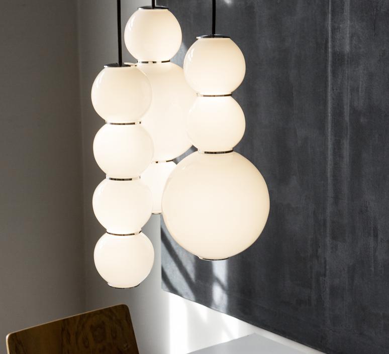 Pearls  benjamin hopf formagenda pearls abd 211 m3 luminaire lighting design signed 21047 product