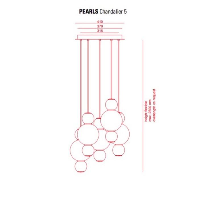 Pearls  benjamin hopf formagenda pearls abbdd 211 m5 luminaire lighting design signed 21102 product