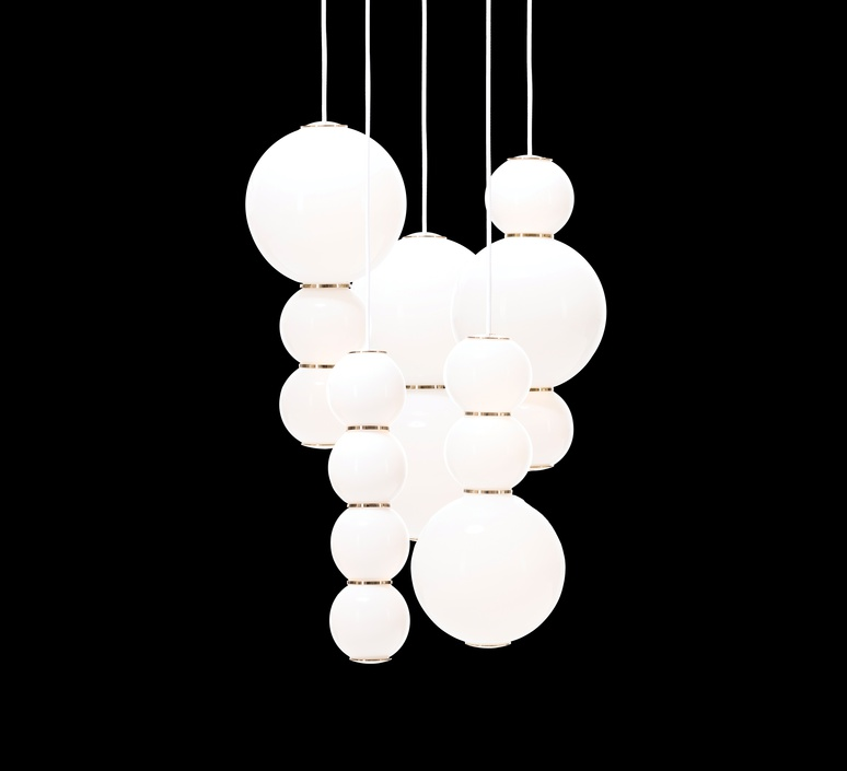 Pearls  benjamin hopf formagenda pearls abcde 210 m5 luminaire lighting design signed 30420 product