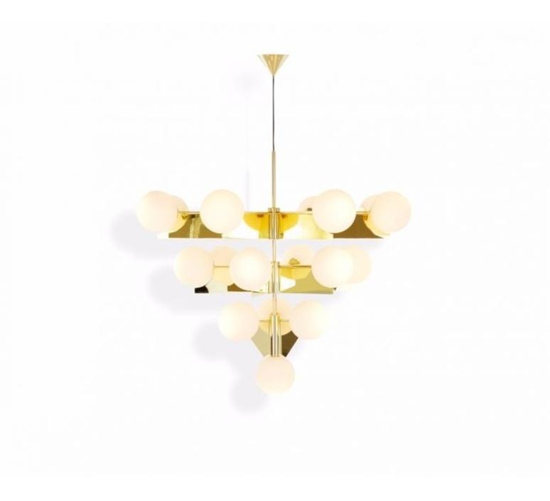 Plane tom dixon lustre chandelier  tom dixon sll03abeu  design signed nedgis 104140 product