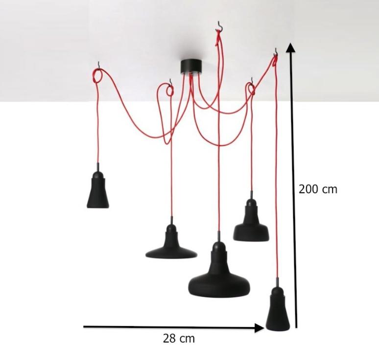 Shadows lucie koldova lustre chandelier  brokis pc891 cgc36 cgsu67 ccs592 ccm1019 cecl530 ceb373  design signed 34333 product