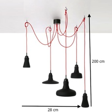 Shadows lucie koldova lustre chandelier  brokis pc891 cgc36 cgsu67 ccs592 ccm1019 cecl530 ceb373  design signed 34333 thumb