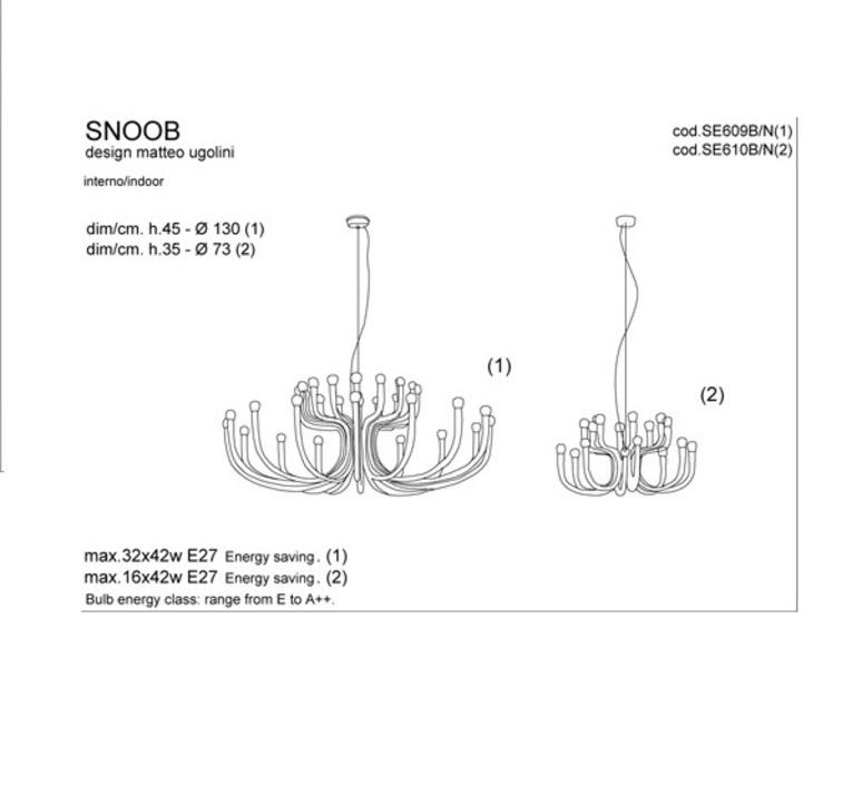 Snoob matteo ugolini karman se609b luminaire lighting design signed 19678 product
