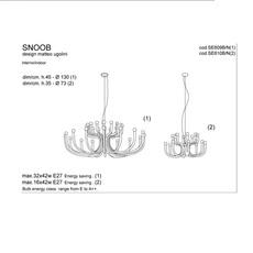Snoob matteo ugolini karman se609b luminaire lighting design signed 19678 thumb