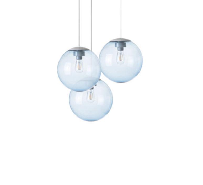 Spheremaker 3 spheres alex bergman lustre chandelier  fatboy 100005  design signed 59180 product