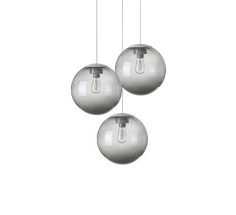 Spheremaker 3 spheres alex bergman lustre chandelier  fatboy 100020  design signed 59187 product
