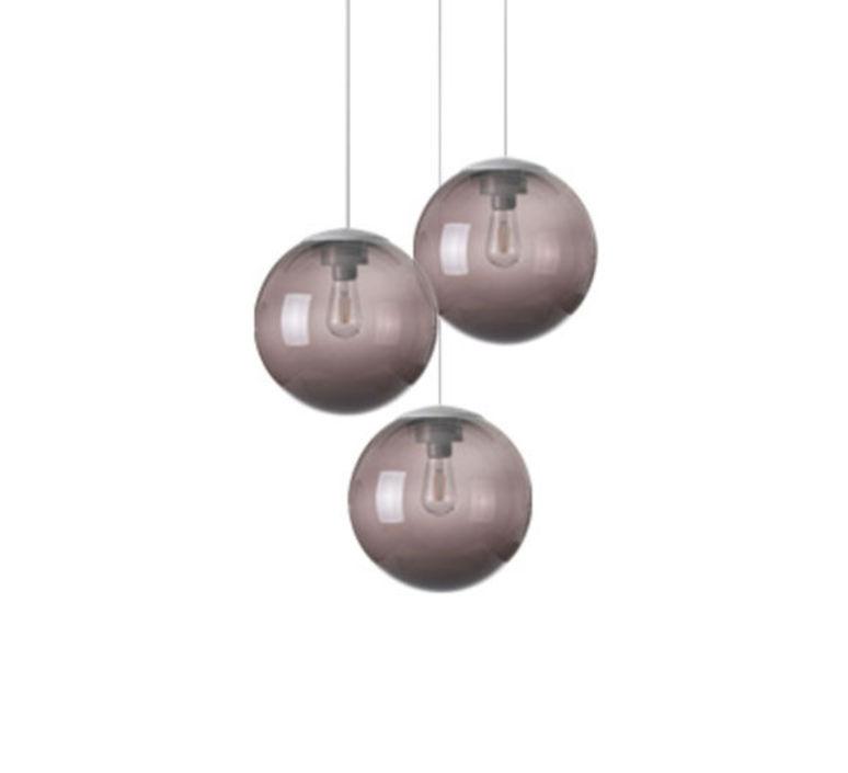 Spheremaker 3 spheres alex bergman lustre chandelier  fatboy 100022  design signed 59189 product
