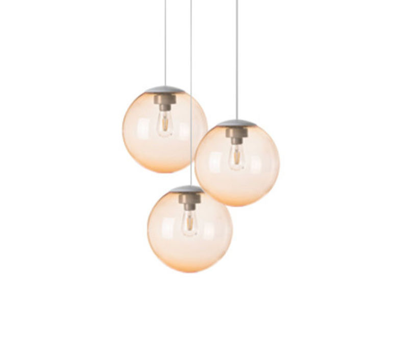 Spheremaker 3 spheres alex bergman lustre chandelier  fatboy 100013  design signed 59194 product
