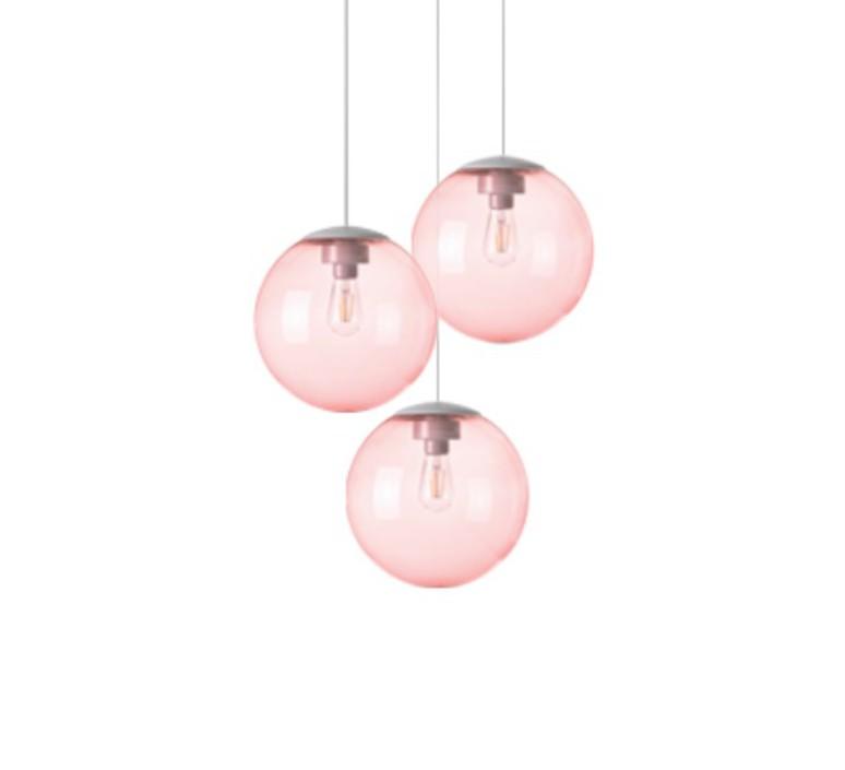 Spheremaker 3 spheres alex bergman lustre chandelier  fatboy 100004  design signed 59182 product