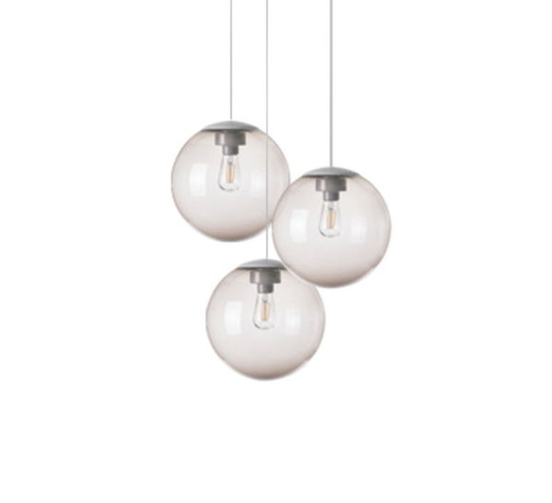 Spheremaker 3 spheres alex bergman lustre chandelier  fatboy 100019  design signed 59184 product